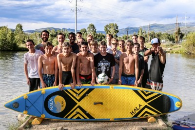 Steamboat Paddleboarding and SSHS Soccer