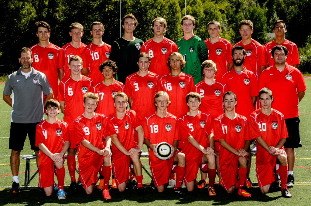 2014 SSHS Varsity Soccer