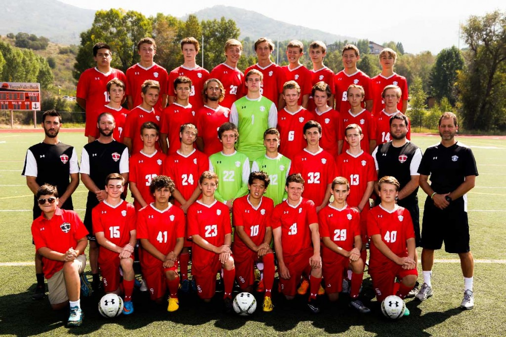 2015 Steamboat Springs High School Boys Soccer Team