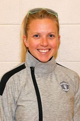 Coach Miranda Schrock