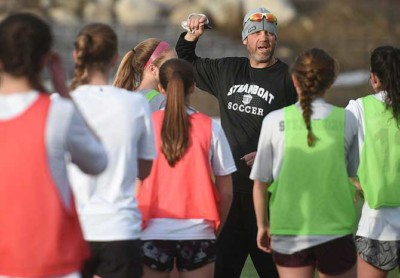 2017 Steamboat Women's Soccer Coach - Rob Bohlmann