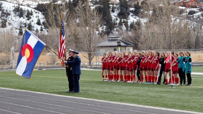 2018 Steamboat Sailors Women's Varsity Soccer Team
