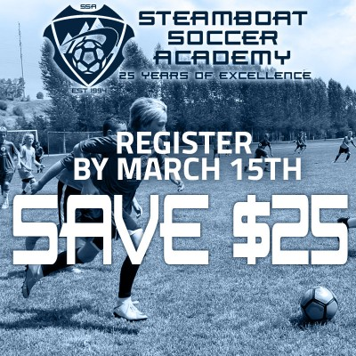 Steamboat Soccer Academy