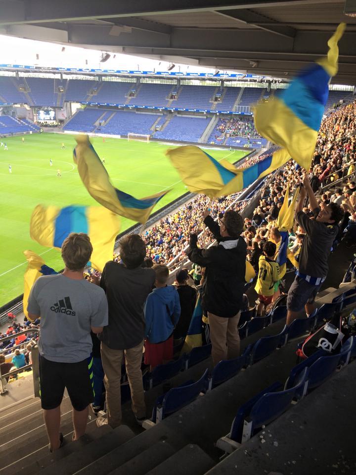 Brøndby Game