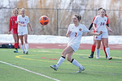 Steamboat Springs senior Teagan Ludwick