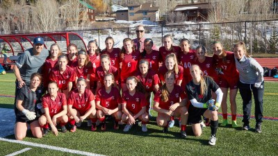 2019 Steamboat Springs High School Women's Soccer